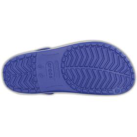 Crocs Crocband Clogs, cerulean blue/oyster